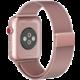 ESES milánský tah 38mm pro Apple Watch, růžová