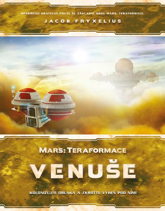 Mars: Teraformace - Venuše (rozšíření)