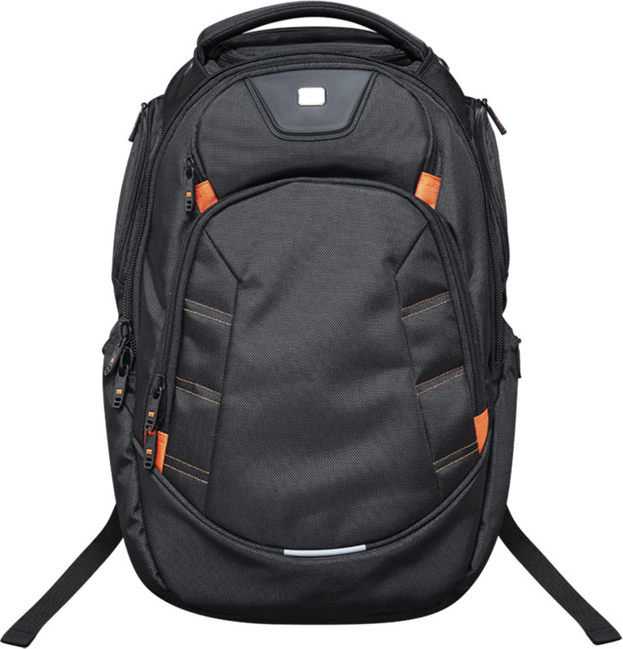 Canyon ergonomický a rozměrný cestovní batoh, šedý