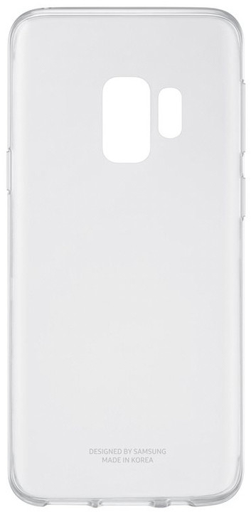Samsung EF-QG960TT Clear Cover Galaxy S9, čirý