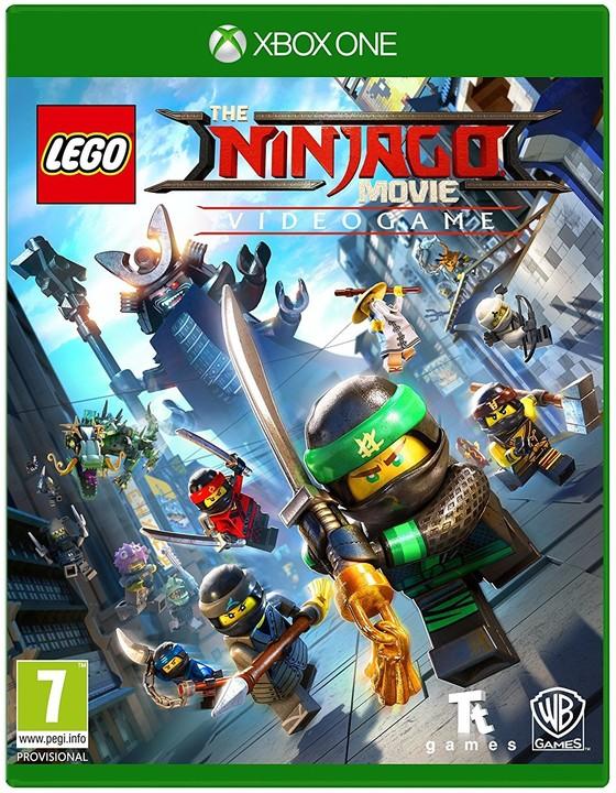 LEGO Ninjago Movie Video Game (Xbox ONE)