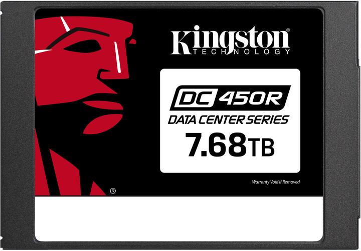 """Kingston Flash Enterprise DC450R, 2.5"""" - 7,68TB"""