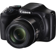 Canon PowerShot SX540 HS, černá 1067C002
