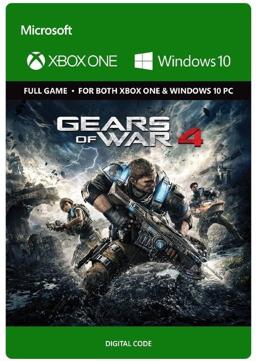 Gears of War 4: Standard Edition (Xbox Play Anywhere) - elektronicky