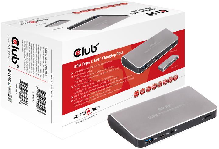 Club3D CSV-1560 Dual Display