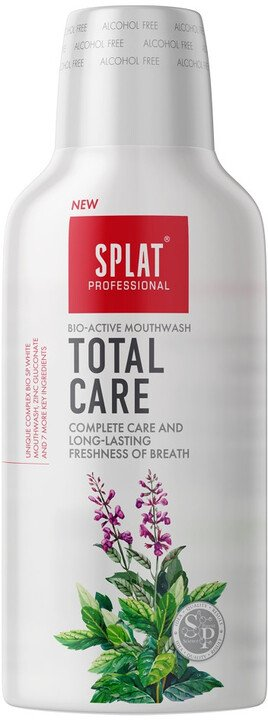 Ústní voda Splat Total Care, herbal, 275ml