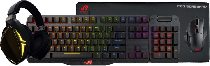 Asus Ultimate Gaming Set, US
