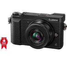 Panasonic Lumix DMC-GX80, černá + 12-32 mm - DMC-GX80KEGK