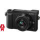 Panasonic Lumix DMC-GX80, černá + 12-32 mm
