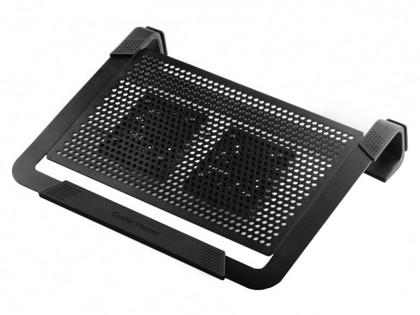 CoolerMaster NotePal U2 Plus, černá