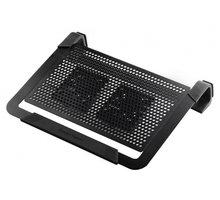 Cooler Master NotePal U2 Plus, černá