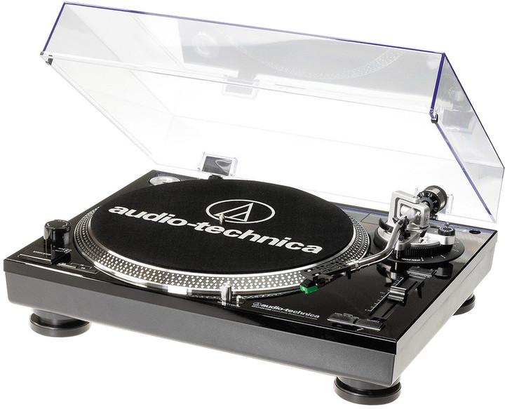 Audio-Technica AT-LP120USBHC, černá