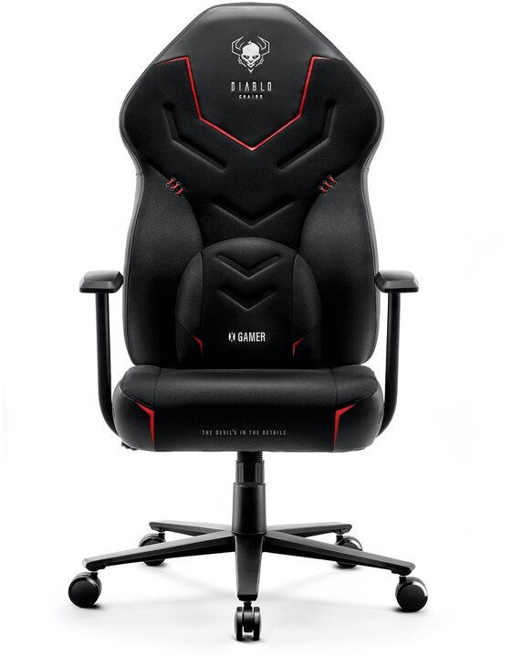 Diablo X-Gamer 2.0, černá