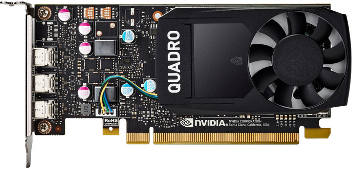 HP NVIDIA Quadro P400 2GB