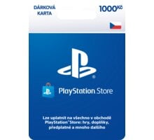 PlayStation Store naplnění peněženky - 1 000 Kč Elektronické předplatné deníku Sport a časopisu Computer na půl roku v hodnotě 2173 Kč + O2 TV Sport Pack na 3 měsíce (max. 1x na objednávku)