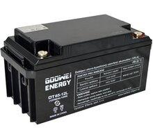 GOOWEI ENERGY OTL65-12 - VRLA GEL, 12V, 65Ah