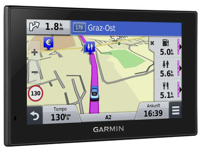 GARMIN Nüvi 2589 Lifetime Europe 45