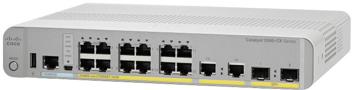 Cisco Catalyst C3560CX-8TC-S