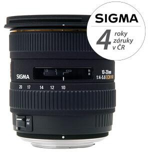 SIGMA 10-20/4-5.6 EX DC HSM Canon