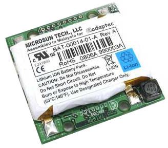 ADAPTEC battery module ABM-800 pro řadiče 3xxx a 5xxx, interní