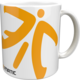Fnatic Logo, bílý