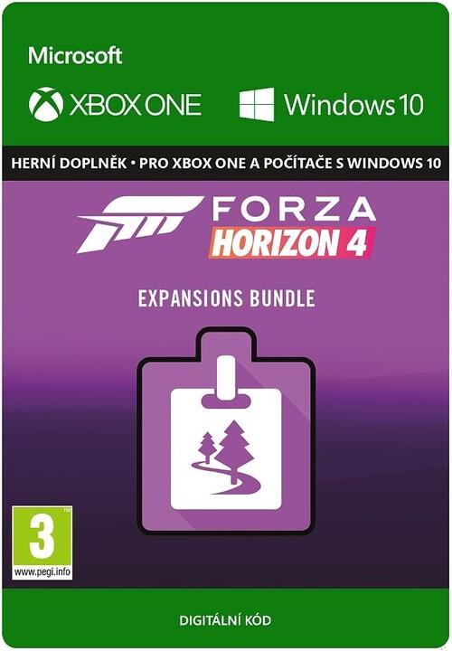Forza Horizon 4: Expansions Bundle (Xbox Play Anywhere) - elektronicky