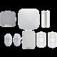 BEDO Ajax Moje rodina, bílá  + BEDO Ajax LeakProtect - Bezdrátový detektor zaplavení, bílá + Při nákupu nad 500 Kč Kuki TV na 2 měsíce zdarma vč. seriálů v hodnotě 930 Kč