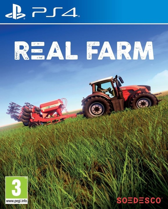 Real Farm Sim (PS4)