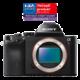 Sony Alpha 7R, tělo  + Slevový poukaz na nákup objektivu Sony v ceně 3000 Kč (platnost do 31.12.2017)