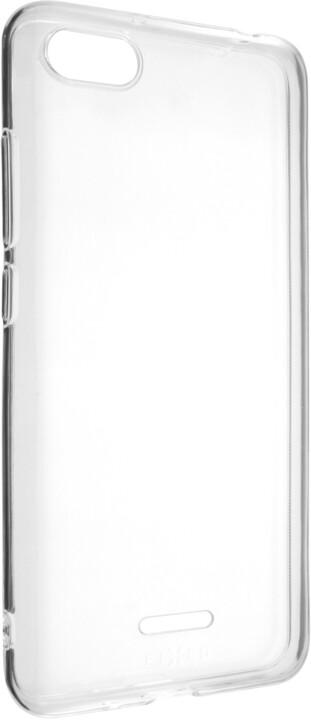 FIXED Skin ultratenké TPU gelové pouzdro pro Xiaomi Redmi 6A, čiré