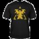 Tričko Starcraft II Terran Vintage Logo, černá (US XL / EU XXL)