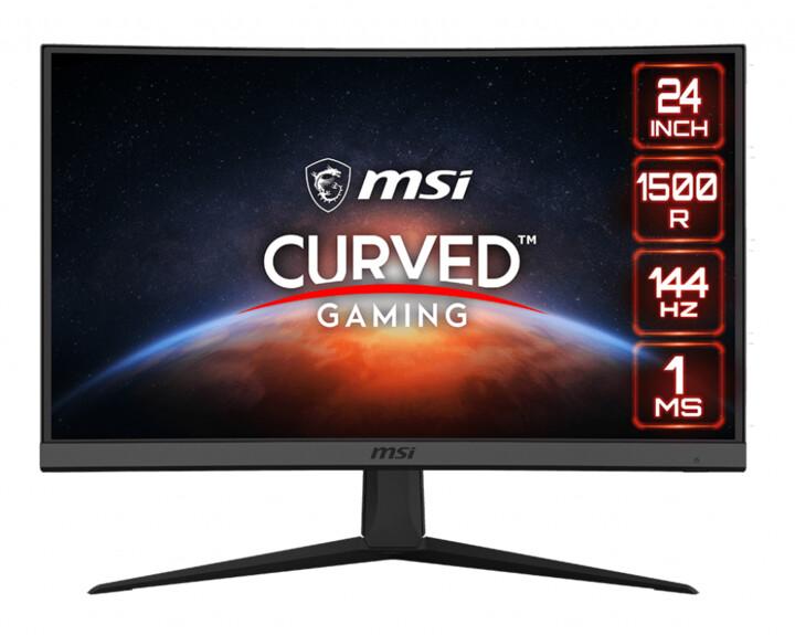 "MSI Gaming Optix G24C6 - LED monitor 24"""