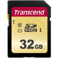 Transcend SDHC 500S 32GB UHS-I U1