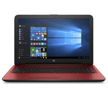 HP 15 (15-ay052nc), červená