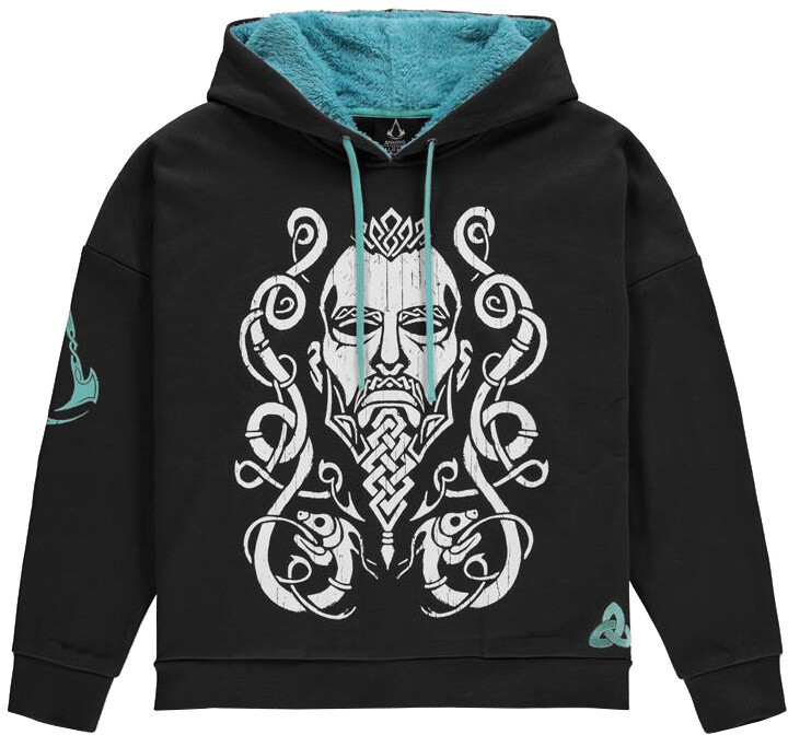 Mikina Assassins Creed: Valhalla - Teddy Hood, dámská (XL)