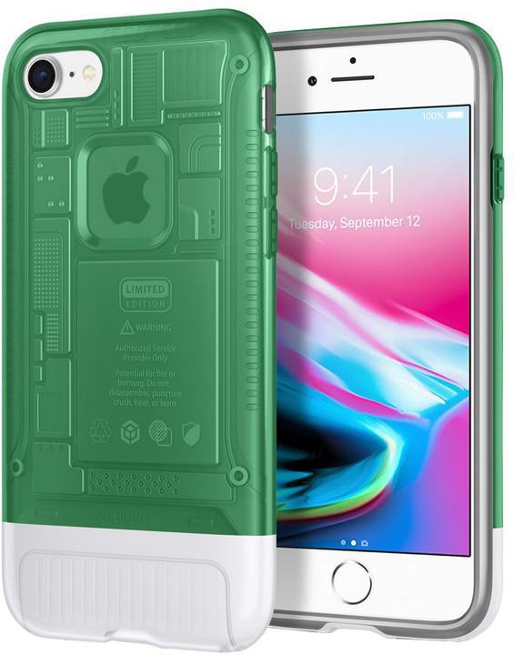 Spigen Classic C1 pro iPhone 8/7, zelená
