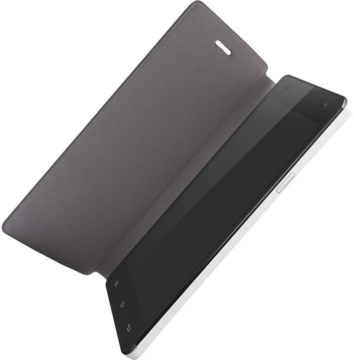 myPhone pouzdro s flipem pro Cube, černá