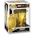 Funko POP! Marvel - Groot, chrome