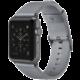 Belkin kožený řemínek pro Apple watch (38mm), šedý