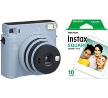 Fujifilm Instax Square SQ1, modrá + film 1x10 - 70100148678