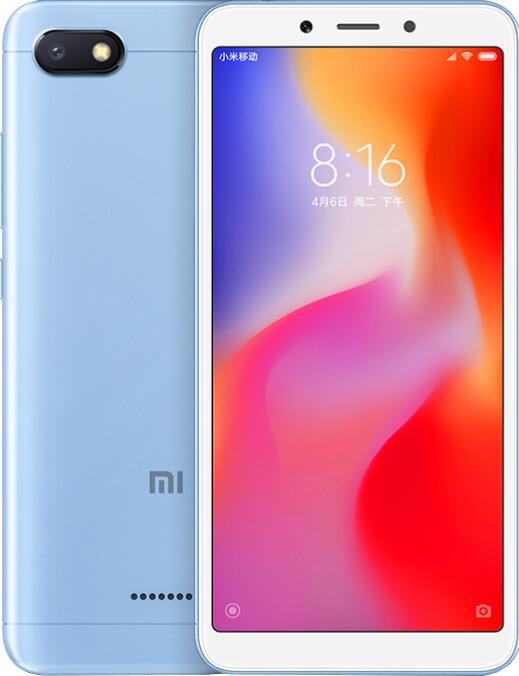 Xiaomi Redmi 6A 16GB modrý