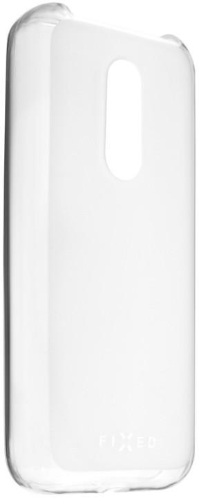 FIXED TPU gelové pouzdro pro Nokia 105, matné