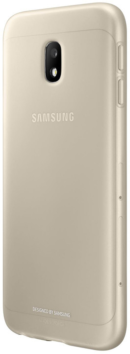 Samsung Jelly Cover J3 2017, gold