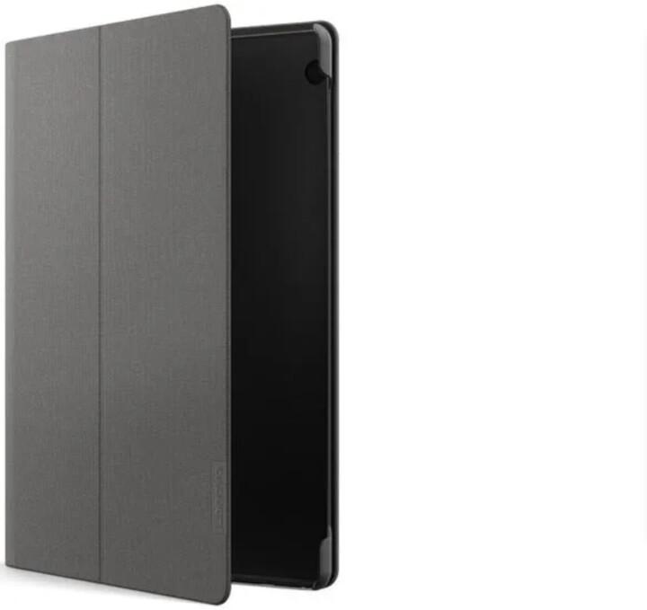 Lenovo TAB M10 HD pouzdro + fólie na displej, černá
