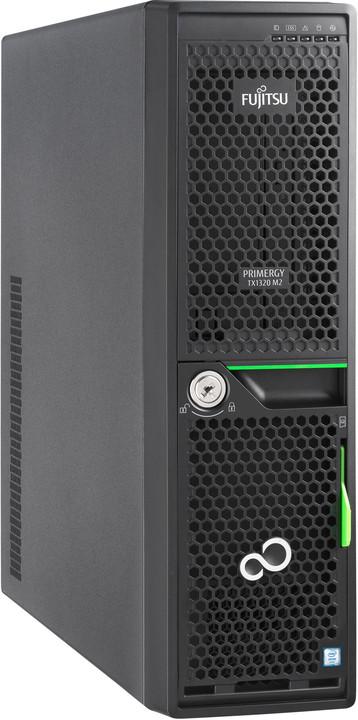 Fujitsu Primergy TX1320M2 /E3-1220v5/8GB ECC/Bez HDD/Bez GPU