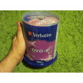Verbatim DVD+R 16x 4,7GB spindl 100ks