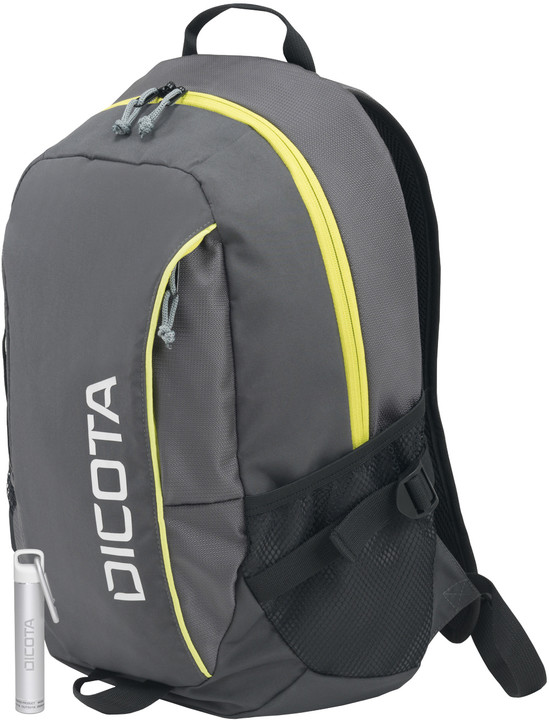 "DICOTA Backpack Power Kit Premium batoh 14""-15,6"", šedý + Power Banka ZDARMA"