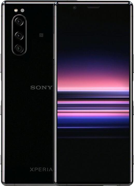 Sony Xperia 5, 6GB/128GB, Black