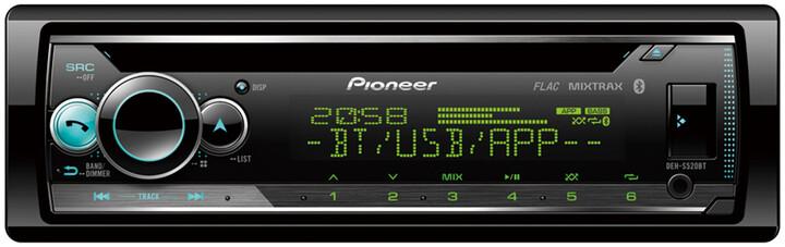 Pioneer DEH-S520BT