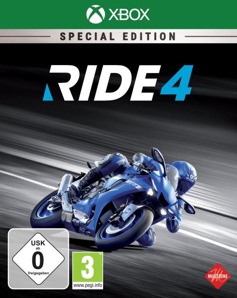 Ride 4 - Special Edition (Xbox ONE)